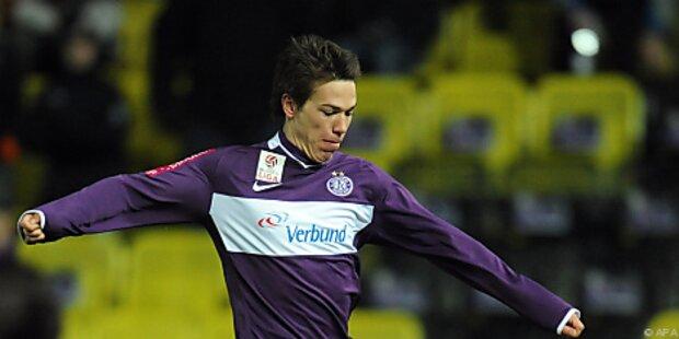 Roland Linz bei Austria-Comeback verletzt