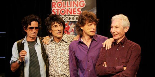 Rolling Stones touren 2013 wieder