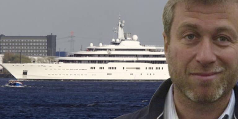 Abramowitsch: Luxusyacht um 800 Mio Euro