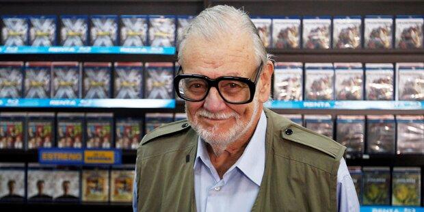 Zombiefilm-Legende George A. Romero ist tot