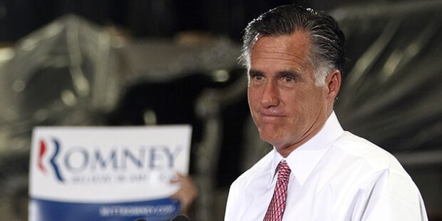 Romney macht Vorwahlsieg offiziell