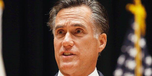 Romney macht Rückzieher