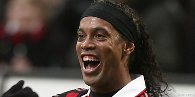 Wo ist Superstar Ronaldinho?