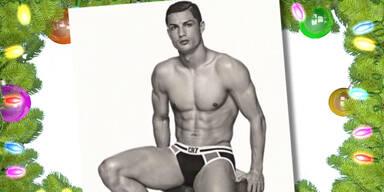 Ronaldos neue Unterwäsche!