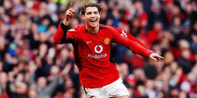 Ronaldo mit Hommage an Herzensklub
