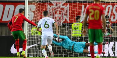 """WM-Quali: Ronaldo teilt """"Watschn"""" aus"""