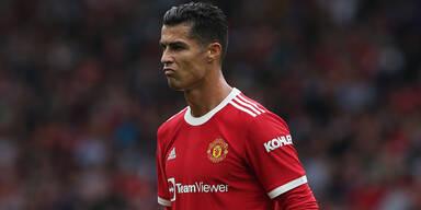 Ronaldos Rechtschreib-Patzer amüsiert Netz