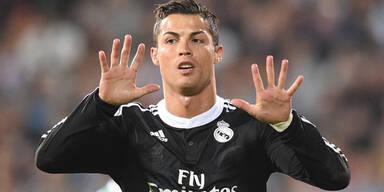 Superstar Ronaldo kostet 1 Milliarde Euro