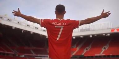 Vor United-Debüt: Alles blickt auf Ronaldo