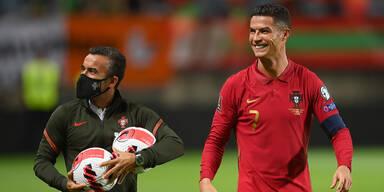 Luxus-Wohnung: So schick lebt Ronaldo in Lissabon