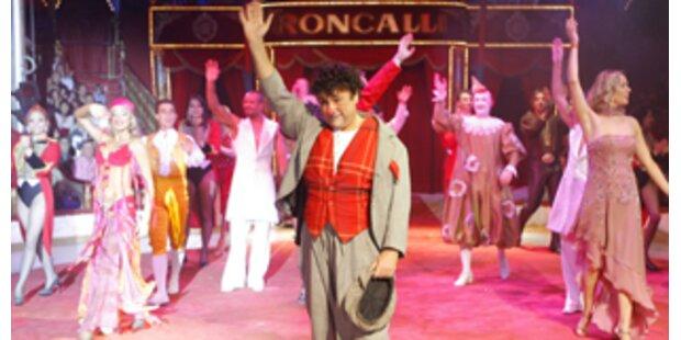 Comeback für Cirkus Roncalli