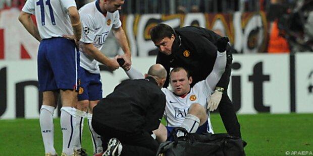Rooney entwarnt: WM-Teilnahme nicht in Gefahr