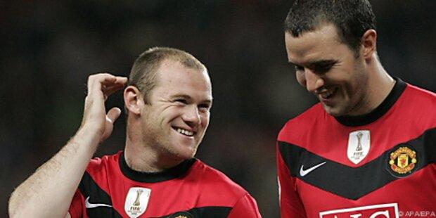 ManU holte sich dank Rooney Ligacup-Trophäe