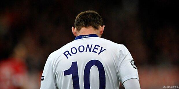 ManU hofft gegen Bayern auf Comeback von Rooney