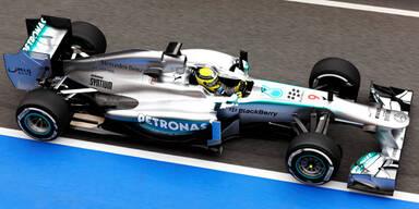 Rosberg auf Pole - Lauda jubelt