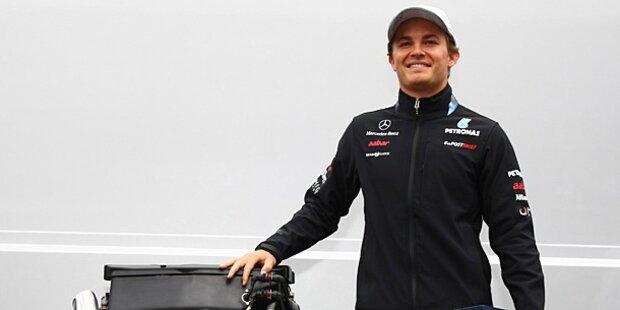 Nico Rosberg halber Österreicher