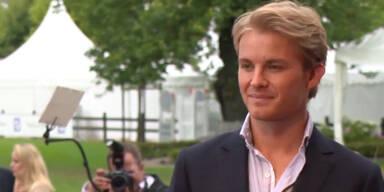 Nico Rosberg im Liebestalk