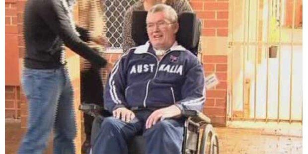 Behinderter Australier durfte verhungern