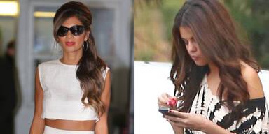 Nicole Scherzinger und Selena Gomez