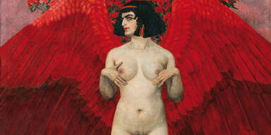 Karl Mediz  Roter Engel, 1902