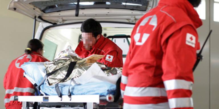 Tödlicher Verkehrsunfall: 73-jähriger Pkw-Lenker gestorben