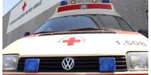 Verletzte bei Schulbusunfall in Kindberg