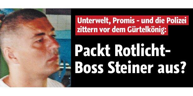 Packt der Mafia-Pate Steiner jetzt aus?
