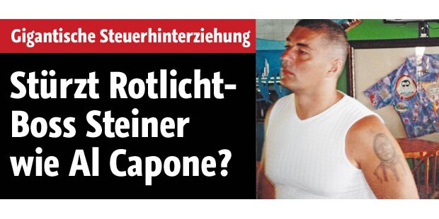 Stürzt der Gürtel-Pate wie Al Capone?