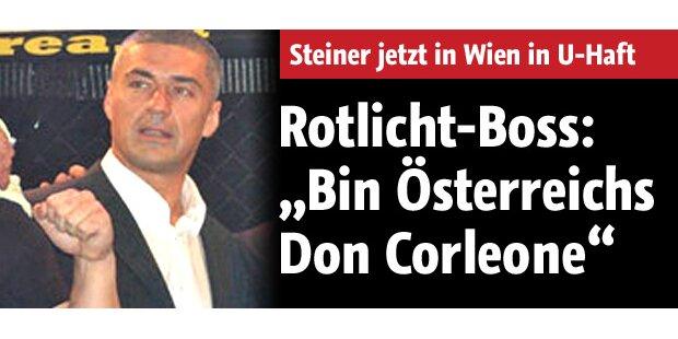 Gürtel-Capo in Wien in Untersuchungshaft