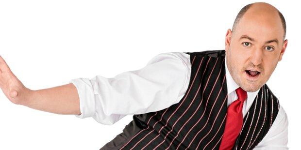 Dancing Star Rudi Roubinek