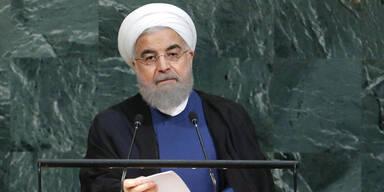 Iran setzt Teile von Atomabkommen aus