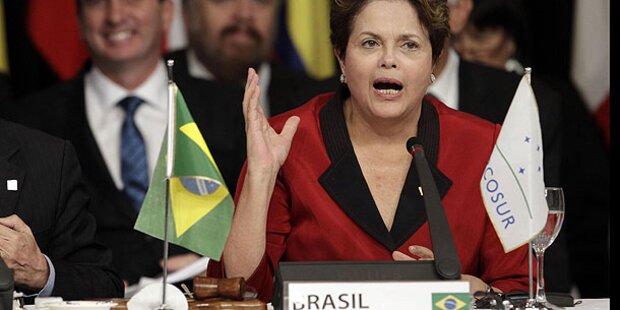 Amtsenthebung von Brasiliens Präsidentin rückt näher