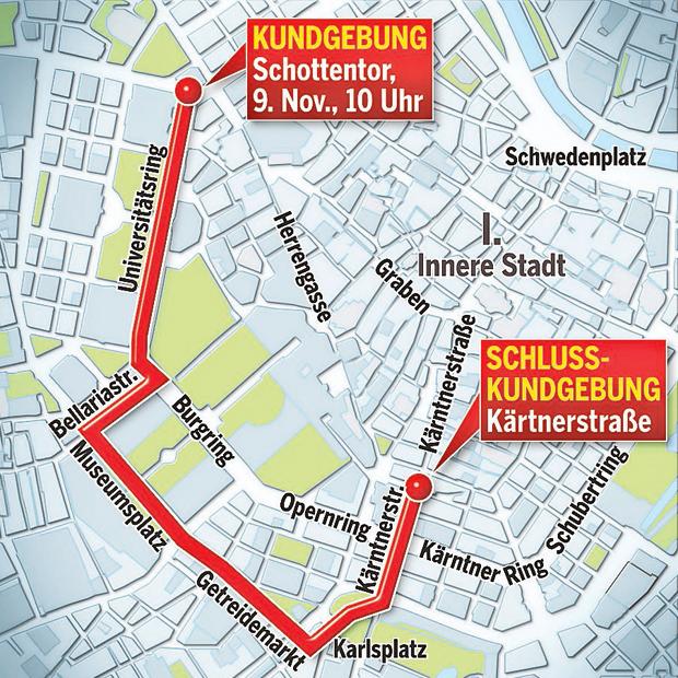 Route Demo