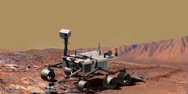 NASA schickt 2020 nächsten Rover auf den Mars