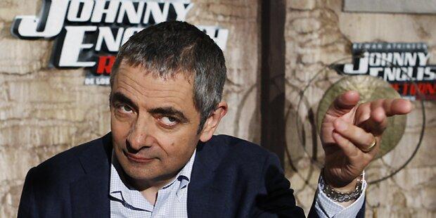 Mr. Bean auf den Spuren von Bond