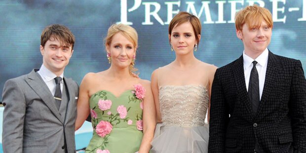 Rowling kündigt neue Potter-Storys an