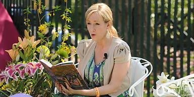 Rowling folgte Einladung ins Weiße Haus