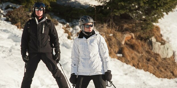 Royals: Urlaub in den Bergen