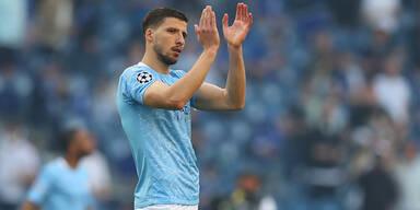 Dias ist Spieler der Saison in Premier League