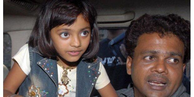 Kinderhandel: Polizei entlastet Vater