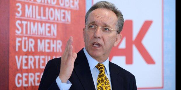 AK-Wahl: FSG hielt in NÖ absolute Mehrheit