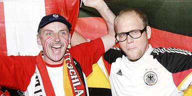 Kopie von 30. Juli: WM-Team trifft auf Deutsche