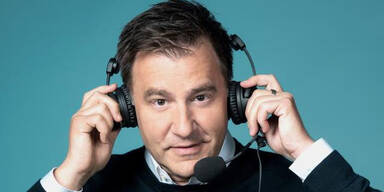 Schweizer Kommentator Sascha Ruefer
