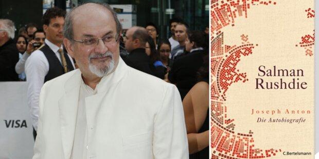 Rushdie-Biografie endlich veröffentlicht
