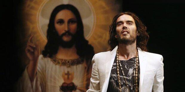 Exaltierter Messias: Russell Brand in Wien