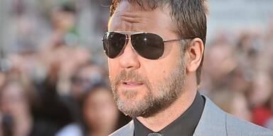 Russell Crowe konnte nur zusehen