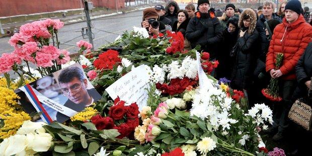 Löst Model Geheimnis um Russen-Mord?