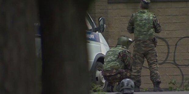 Dorfbewohner erschoss mehrere Passanten