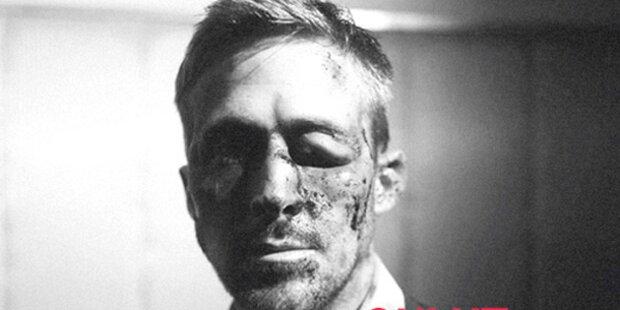 Ryan Gosling wurde am Fim-Set vermöbelt