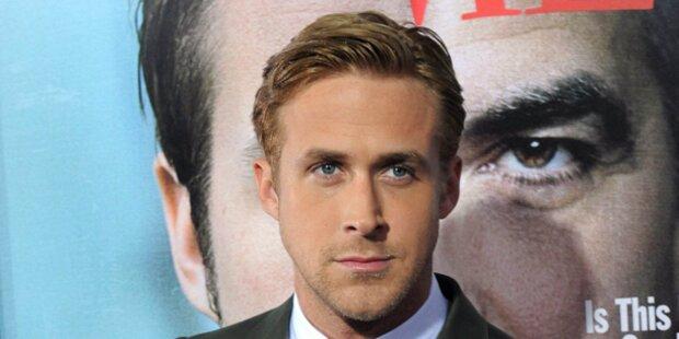 Ryan Gosling nicht am Red Carpet